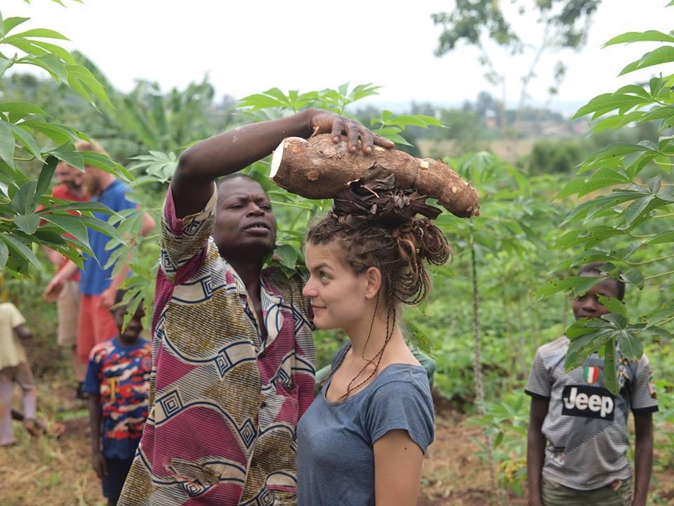 Bénin ADeD manioc