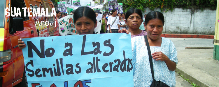 Bandeau Guatemala
