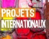 Projets internationaux, les réunions par pays