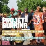 affiche Burkina