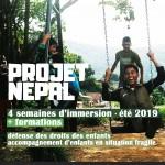 affiche Nepal