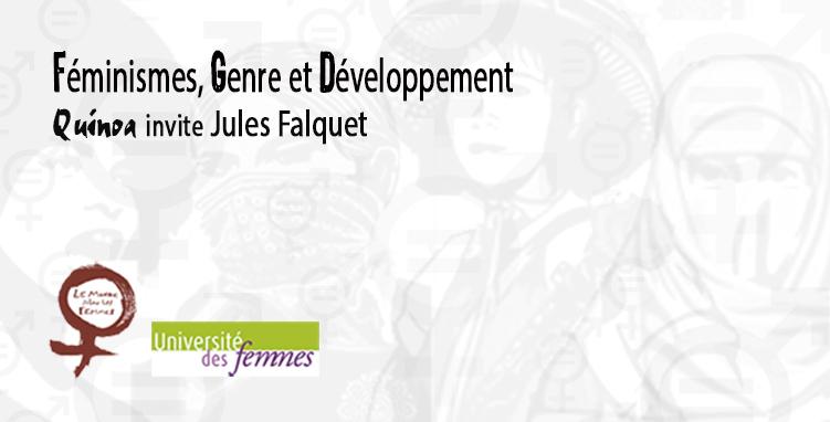 féminismes, genre et développement