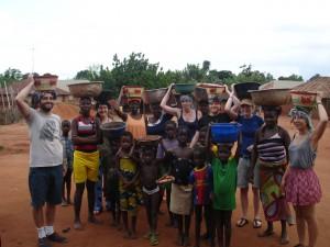 Adjogansa - Bénin juillet 2014