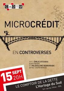 Microcrédit en controverses