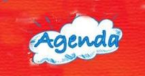 newsletter agenda