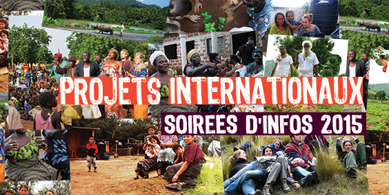 projet international