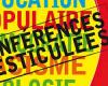 'Radical !' & 'École, société anonyme' – 2 conférences gesticulées au Garcia Lorca le 27 mars