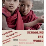 Affiche schooling the world
