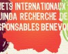 Candidatures responsables de projet international