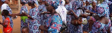 Projet international au Bénin pour les groupes pré-constitués