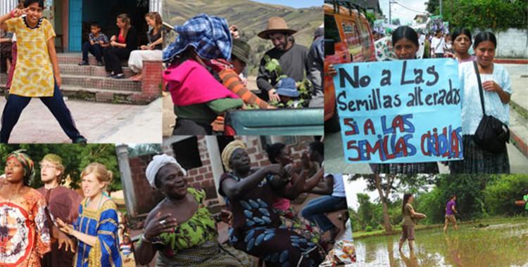 Projets internationaux  - Guatemala, Bénin, Sénégal...