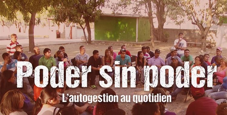 Quinoa fait son cinéma 'Poder sin Poder' 19/02