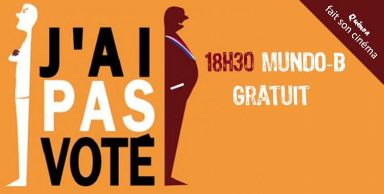 Ciné-débat avec Quinoa vendredi 29 avril