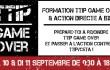 Formation TTIP Game Over & Action Directe