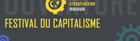Festival du Capitalisme - 3 septembre