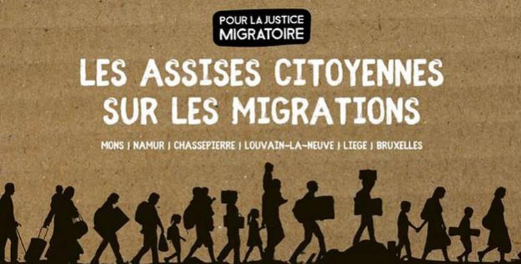 Assises Citoyennes sur les Migrations 15-18 juin