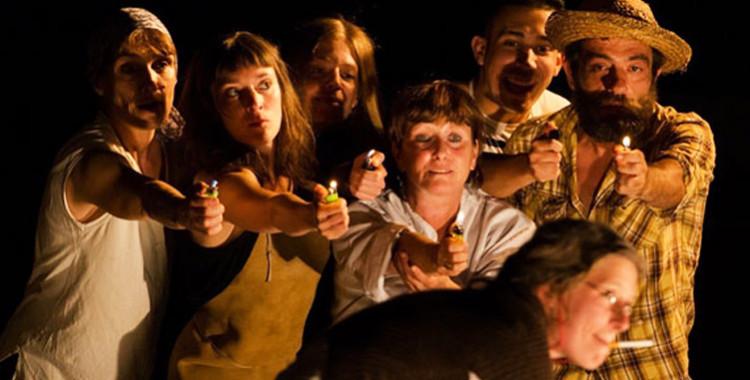 Théâtre-Action · En Pâture au Vent · 19/10