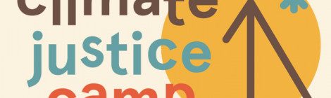 Climate Justice Camp · 4 > 8/09 !