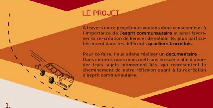 Quinoa soutient ! · Projet Mozaïk