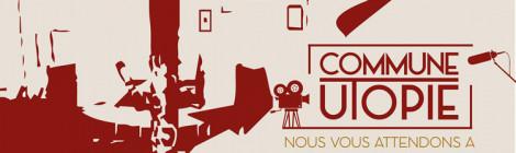 Projection · Commune Utopie · Mozaïk + Réseau Ades