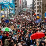 """Manifestation """"Claim the Climate"""" le 2 décembre 2018 à Bruxelles"""