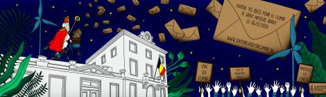 Saint-Nicolas pour le Climat! - Sinterklaas For Climate!