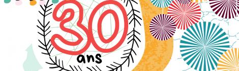 Quinoa fête ses 30 ans !