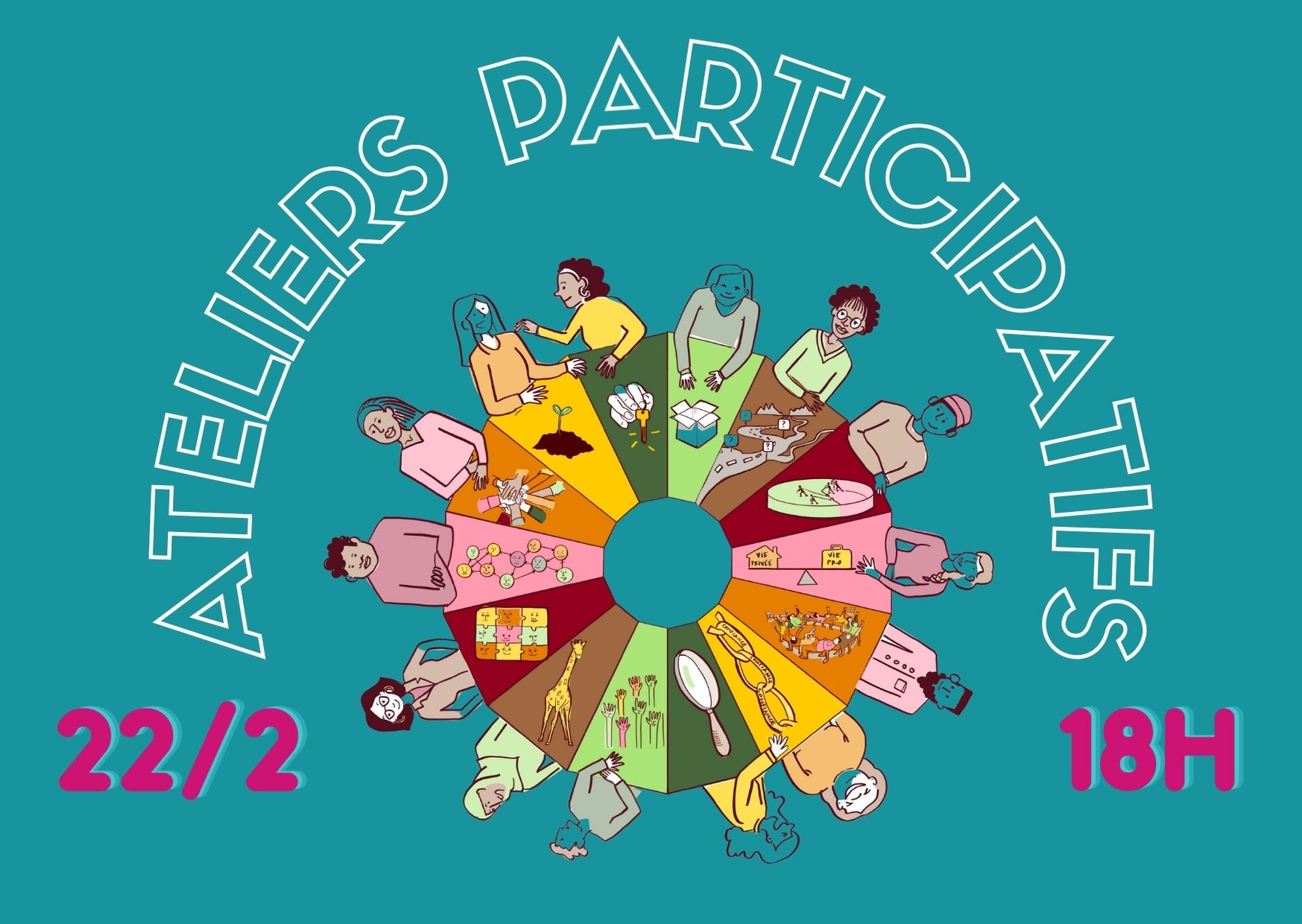 Copie de Ateliers participatifs