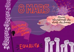 Toutes en grève le 8 mars(1)