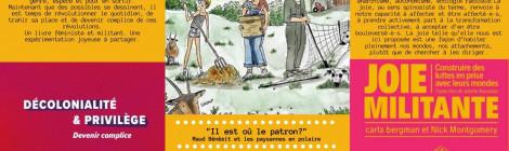 La sélection littéraire de Quinoa · Avril 2021